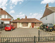 2 bed detached bungalow for sale Wood End
