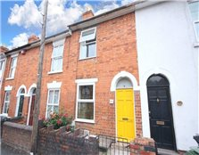 2 bed terraced house for sale Worcester