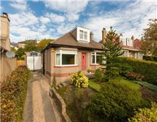 4 bed detached bungalow for sale Corstorphine