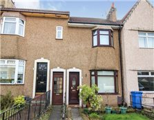 2 bed terraced house for sale Old Drumchapel