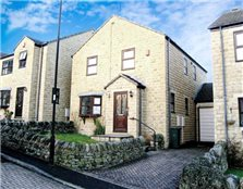 4 bedroom link detached house  for sale Silsden