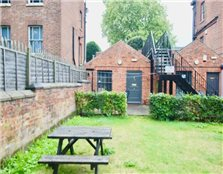 2 bedroom link detached house to rent Forest Fields