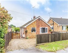 4 bedroom detached bungalow  for sale Spixworth