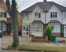 3 bed semi-detached house to rent Yardley Wood