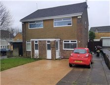 2 bedroom semi-detached house to rent Colcot
