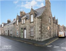 2 bedroom end of terrace house  for sale Huntly