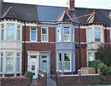 4 bed terraced house for sale Eastbrook