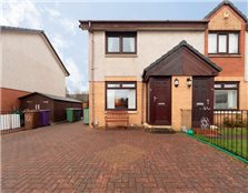 2 bed semi-detached house for sale Hamiltonhill