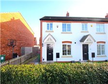 3 bed end terrace house for sale Kirby Fields