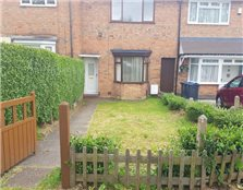 2 bed terraced house to rent Billesley Common
