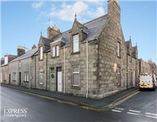 2 bed end terrace house for sale Huntly
