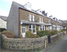 3 bed end terrace house to rent Higher Buxton