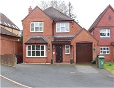 4 bedroom detached house for sale Wordsley