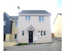3 bedroom semi-detached house to rent Fraddon