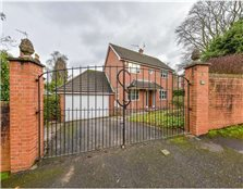 3 bedroom detached house to rent Mapperley Park