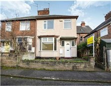 2 bedroom semi-detached house to rent Mapperley Park