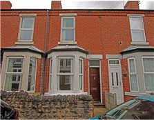 2 bedroom terraced house to rent Mapperley