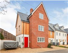 4 bedroom terraced house for sale Saxmundham