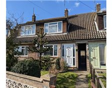 3 bedroom terraced house for sale Benhall Green