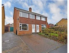 3 bedroom semi-detached house for sale High Town