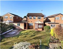 3 bedroom detached house for sale Stakenbridge