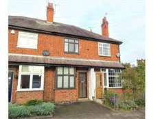 2 bedroom terraced house for sale Kirby Muxloe