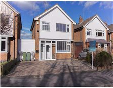 3 bedroom detached house for sale Kirby Muxloe