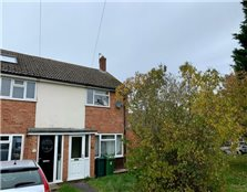 2 bed end terrace house to rent Wildmoor