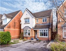 4 bed detached house for sale Taff's Well