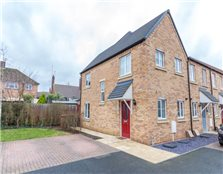 2 bed end terrace house for sale Wellingborough