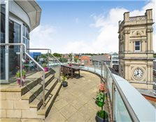 3 bedroom penthouse to rent Nottingham