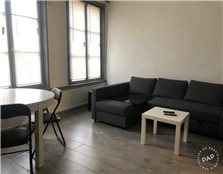 Location appartement 32 m² Renneville (27910)