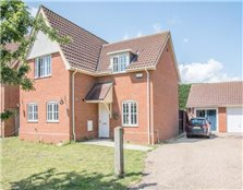 3 bedroom detached house to rent Leiston