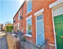 2 bed terraced house to rent West Bridgford