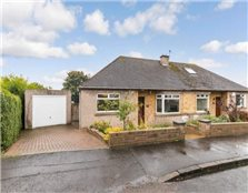 2 bedroom semi-detached bungalow  for sale Corstorphine