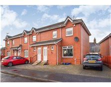 3 bedroom end-terraced house for sale Quarrelton