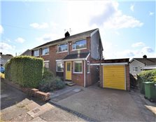 3 bed semi-detached house for sale Pantmawr