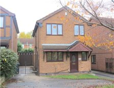 4 bedroom detached house to rent Newthorpe Common