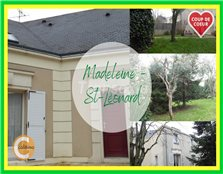 Immobilier AZAY-LE-FERRON - ANGERS MADELEINE - ST-