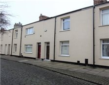 2 bedroom terraced house to rent Newtown