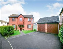 3 bedroom detached house to rent Culverhouse Cross