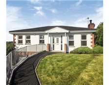 4 bedroom detached bungalow  for sale Dromore