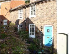 2 bedroom terraced house for sale Bridgnorth