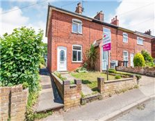2 bed end terrace house for sale Leiston