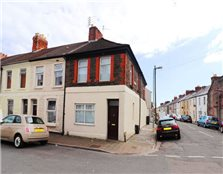 3 bed end terrace house for sale Adamsdown