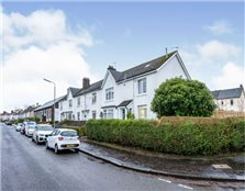 2 bed end terrace house for sale Scotstounhill