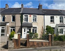 2 bed terraced house for sale Twyn-yr-odyn