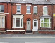 6 bedroom terraced house to rent Chester