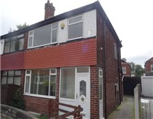 3 bed semi-detached house to rent Leeds