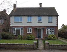 4 bed detached house to rent Wolvercote